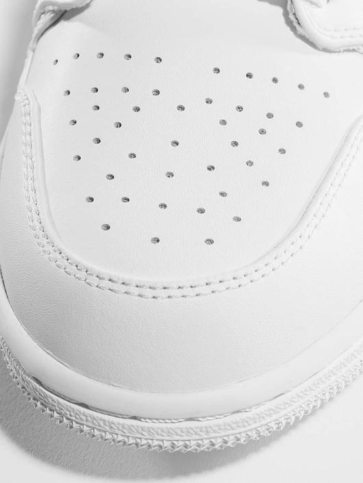 Jordan Sneaker 1 Mid weiß