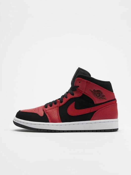 Jordan Sneakers Air 1 Mid black