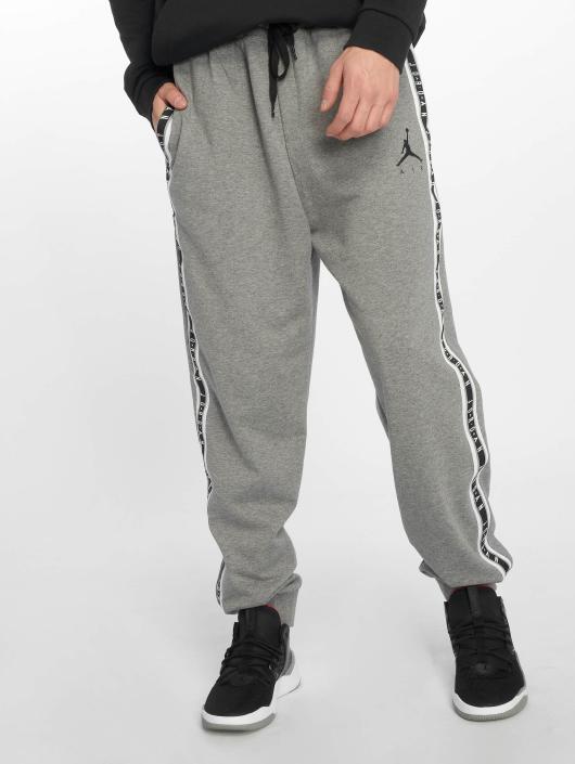 Jordan Spodnie do joggingu Jumpman Air Hbr szary