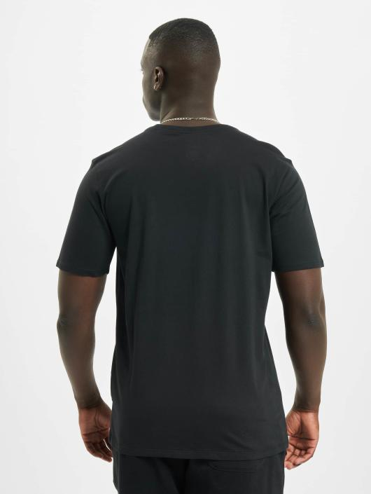 T Shirt Sportswear Jordan Embroidered Jumpman Air Blackwhite odxeBC