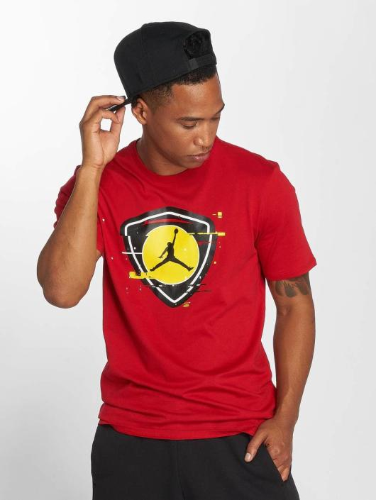 Jordan T-Shirt Sportswear Last Shot 1 rot