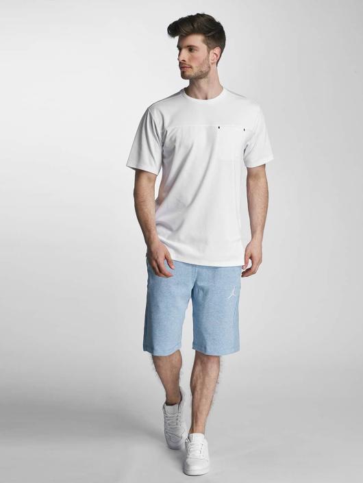 Jordan T-Shirt 23 Lux Classic Pocket weiß