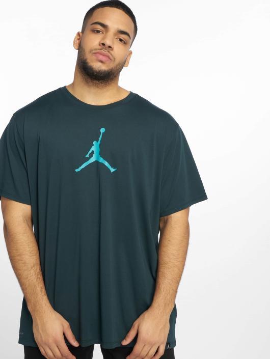 Jordan Tričká Dry Jmtc 23/7 Jumpman zelená