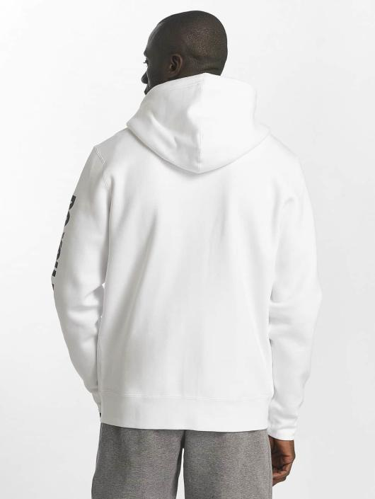 5b2f68d87d1b Jordan Herren Zip Hoodie Sportswear AJ 3 Flight in weiß 406996