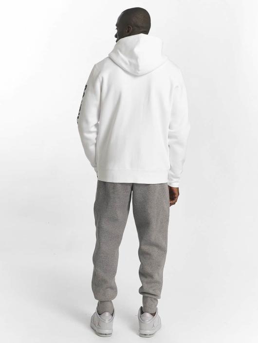 Jordan Zip Hoodie Sportswear AJ 3 Flight weiß
