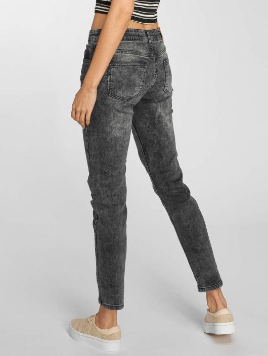 Just Rhyse Bubbles Boyfriend Jeans Grey