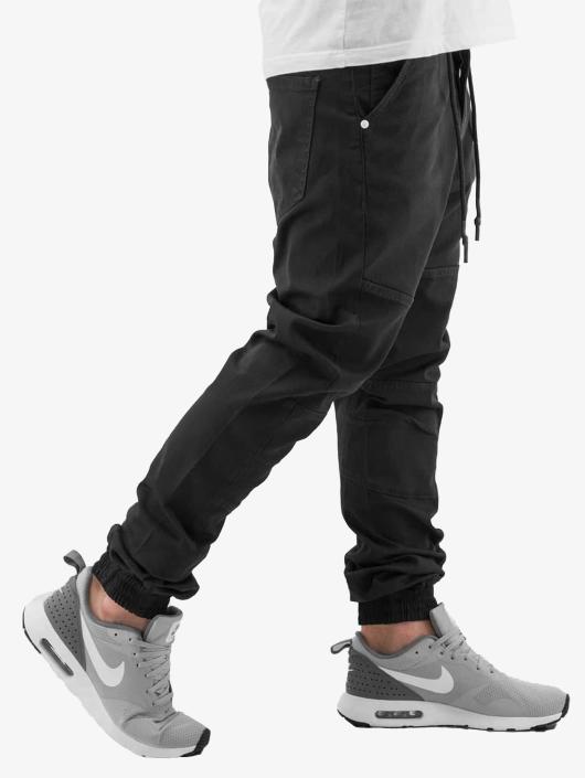 Just Rhyse Chino bukser Börge svart
