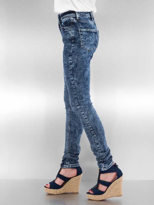 Just Rhyse High Waisted Jeans High Waist синий