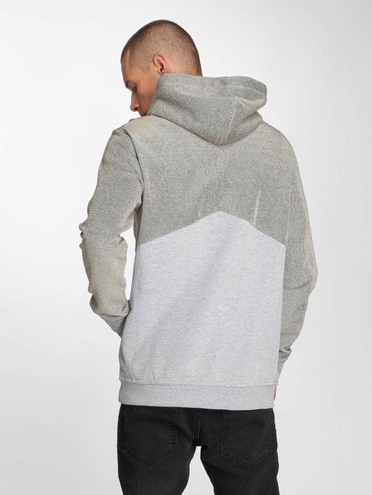 Just Rhyse Hoodie SilverSprings gray