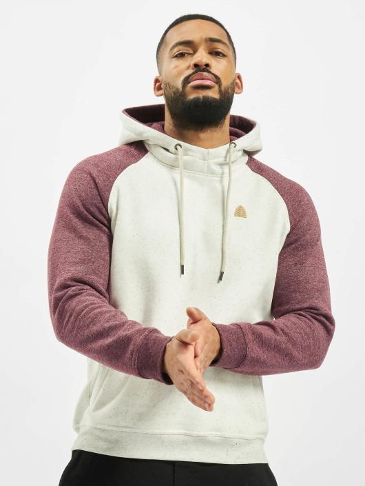 Just Rhyse Hoodie Monchique white