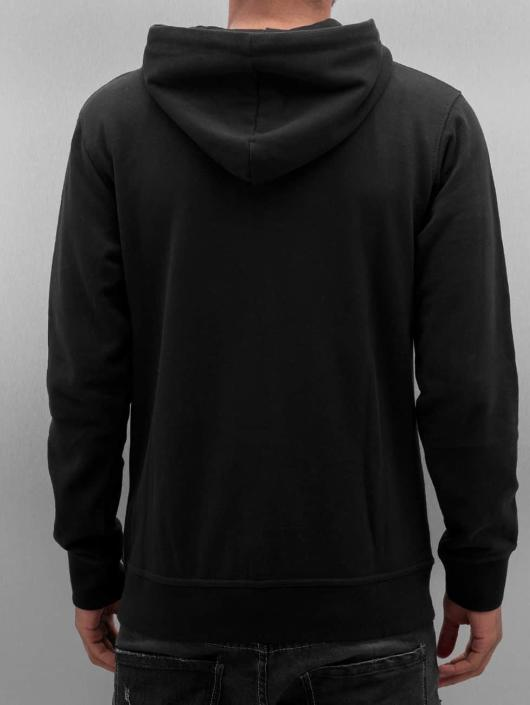 Just Rhyse Hoodies con zip Ace nero