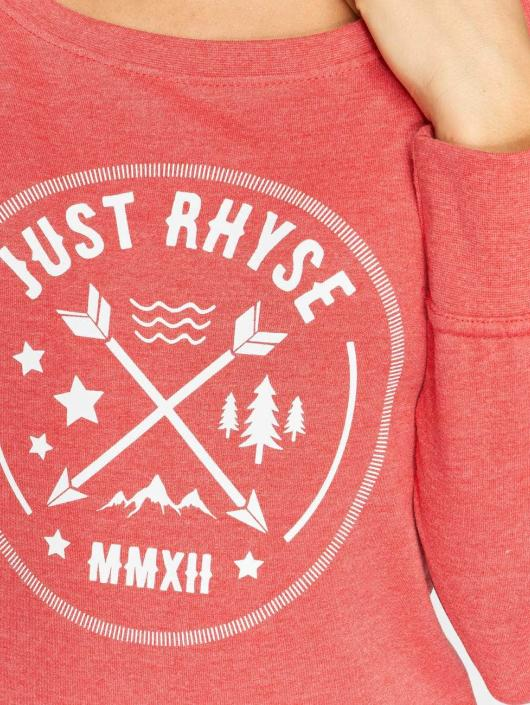 Just Rhyse Jumper Our Time red