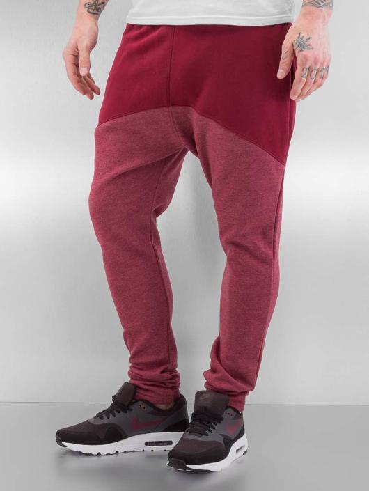 Just Rhyse Pantalone ginnico Löbau II rosso