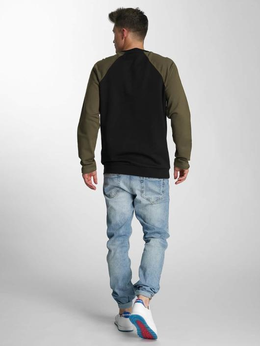 Just Rhyse Pullover Contras black