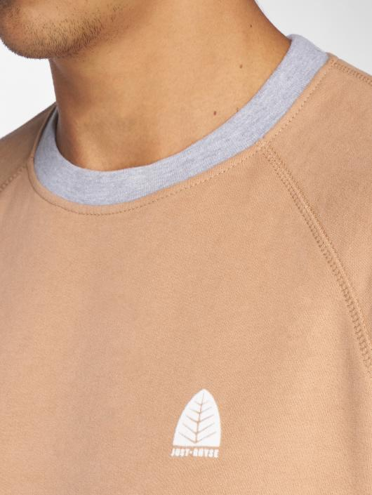 Just Rhyse Pullover San Pablo brown
