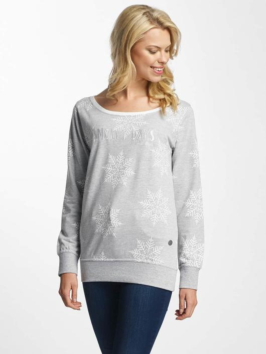 Just Rhyse Pullover Snowy Days gray