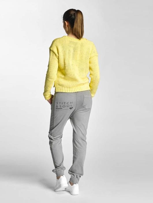 Just Rhyse Pullover Janeville yellow