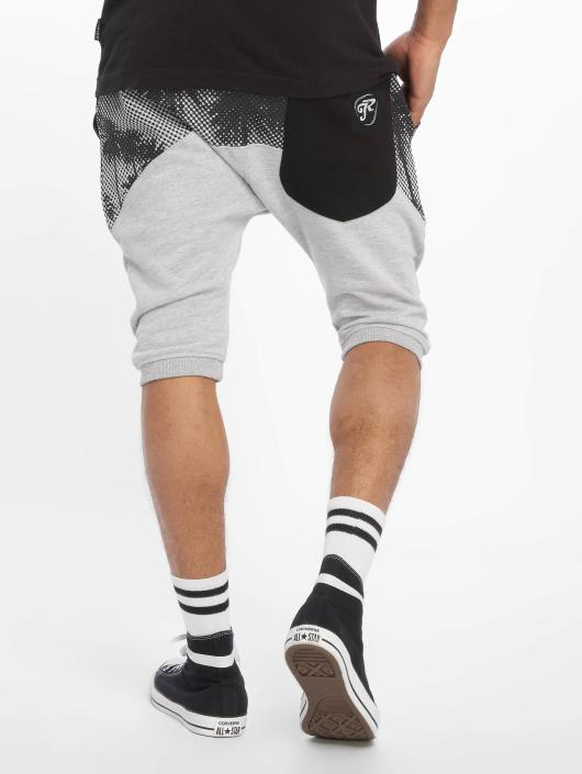 Just Rhyse Shorts Palms grau