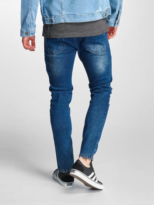 Just Rhyse Slim Fit Jeans Holbox blå