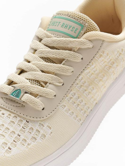 Just Rhyse Sneakers Light Leaf bezowy