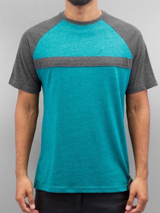 Just Rhyse T-paidat Stripe vihreä