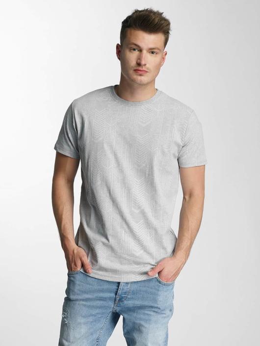 Just Rhyse T-Shirt Tionesta grau