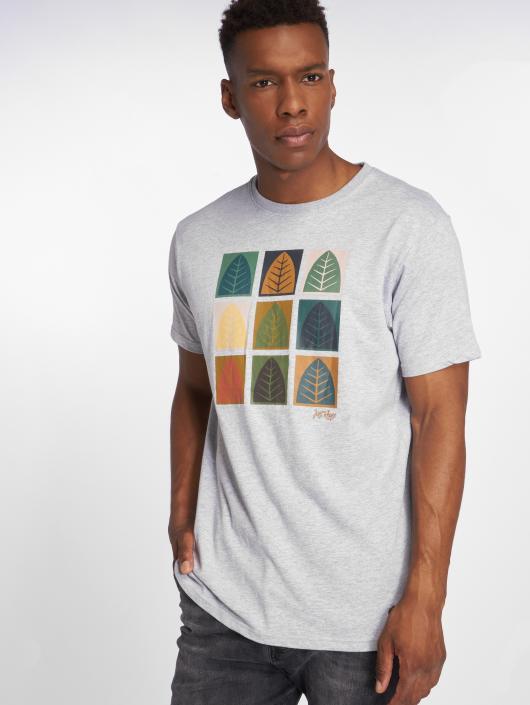 Just Rhyse T-Shirt Rhyser grau