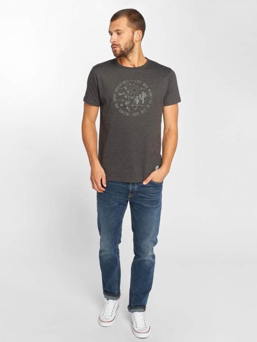 Just Rhyse T-shirt Sant Lucia grigio