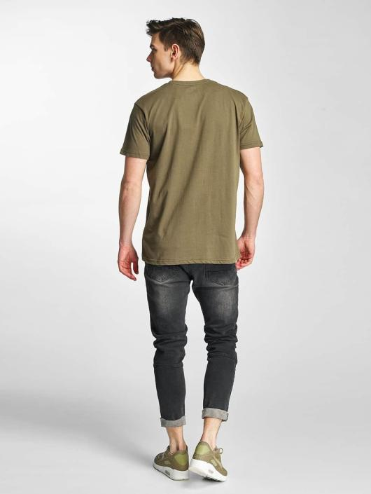 Just Rhyse T-Shirt Monterey khaki