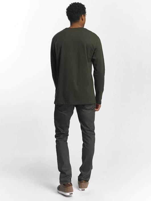 T Just 390550 Manches Rhyse Naukati Homme shirt Longues Olive wwAB1gFIxq