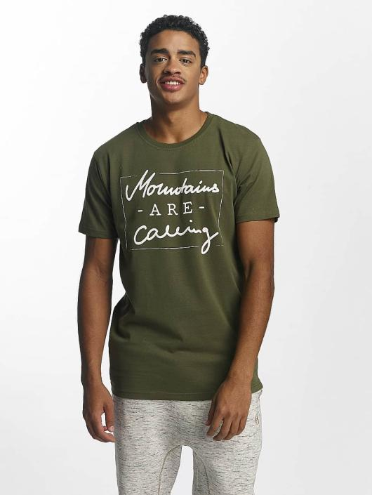 Just Rhyse T-Shirt Kasaan olive