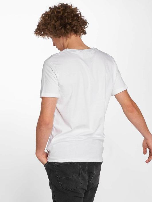 Just Rhyse T-Shirt Icy Bay weiß