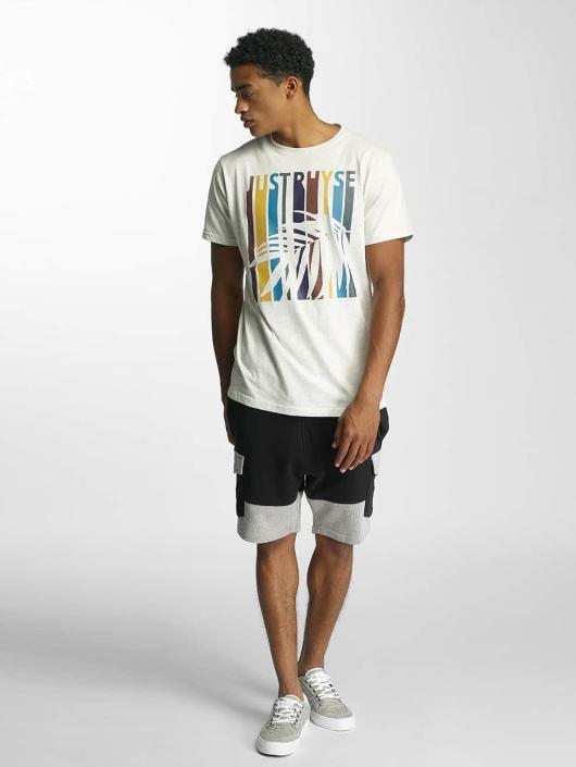 Just Rhyse T-Shirt Palm Springs white