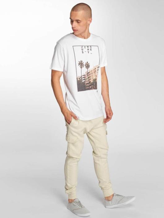 Just Rhyse T-Shirt Paita white