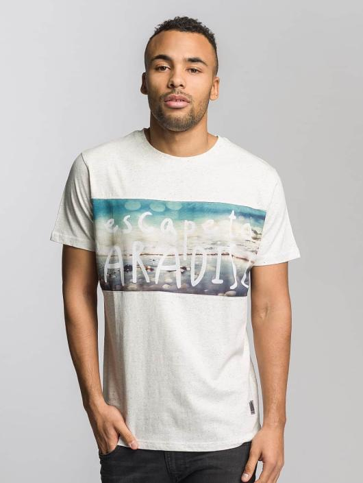 Just Rhyse T-Shirty Long Beach bialy