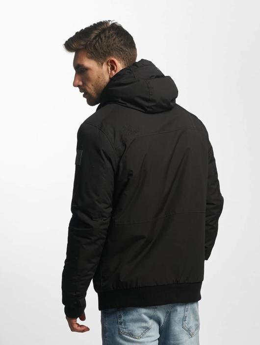 Just Rhyse Winter Jacket Warm Winter black