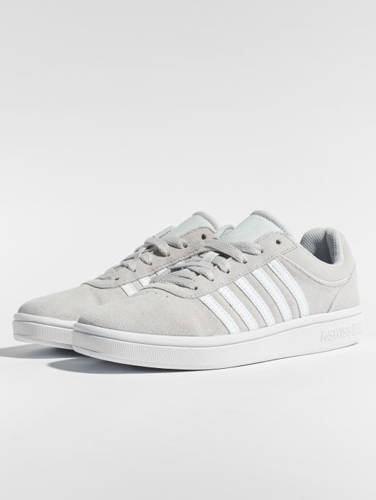 67e9d6617aa5 K-Swiss Damen Sneaker Court Cheswick SDE in beige 532100