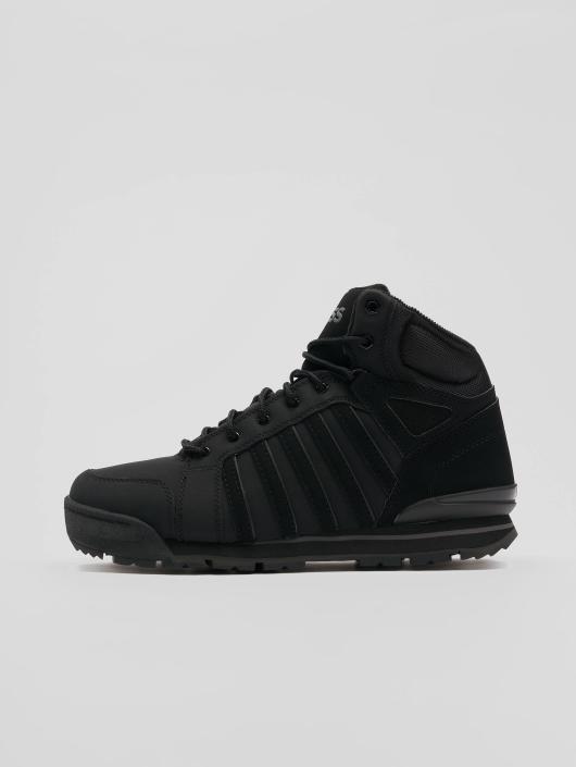 hot sale online 805da 29f09 K-Swiss Norfolk SC Sneakers Black/Black/Charcoal