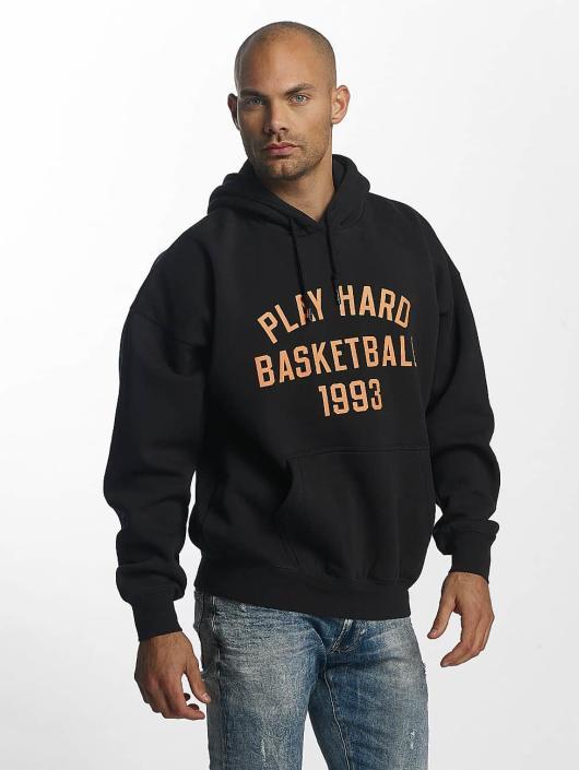 K1X Bluzy z kapturem Play Hard Basketball niebieski