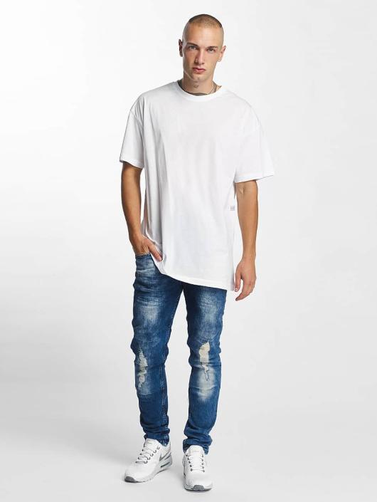 K1X Camiseta Crest blanco