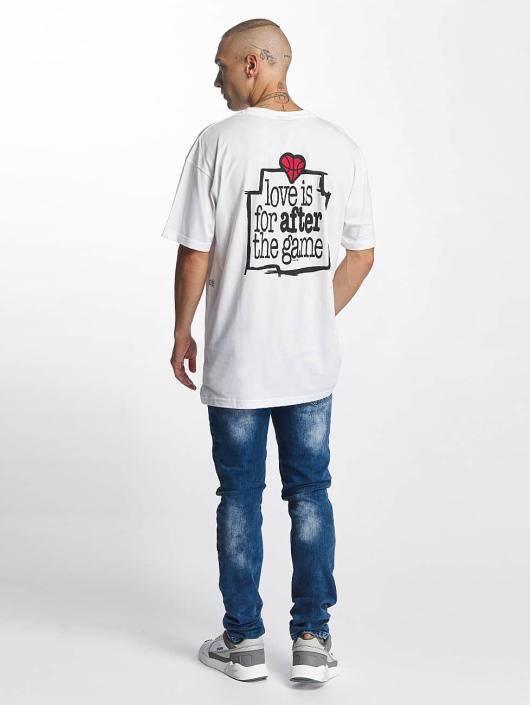 K1X Camiseta Love Is For After blanco