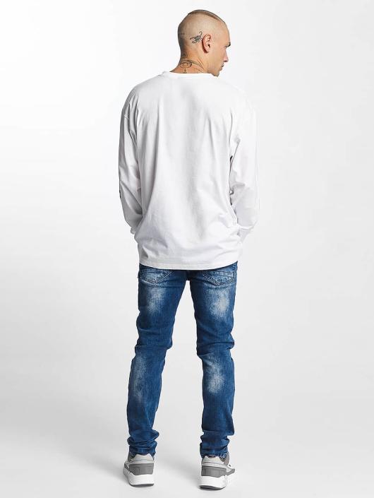 K1X Camiseta de manga larga Ivery Sports blanco