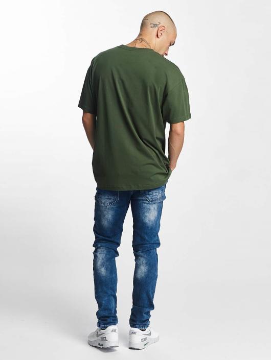 K1X Camiseta Play Hard Basketball verde