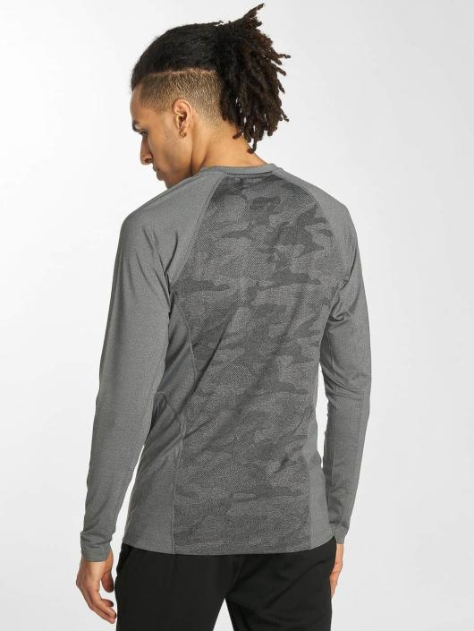 K1X Core Longsleeve Compression gray