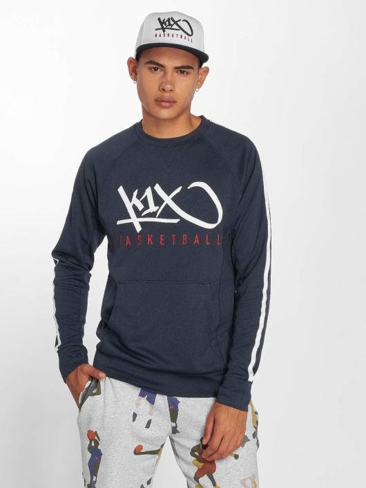 K1X Core Pullover Panel blau