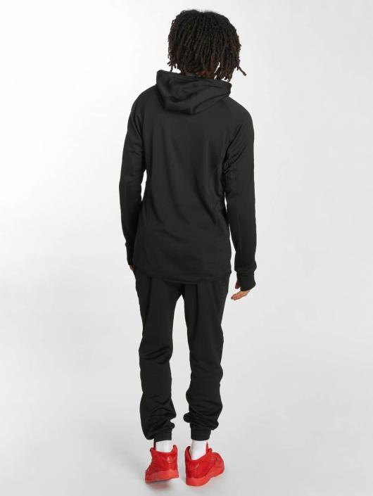K1X Core Sweat capuche Panel noir