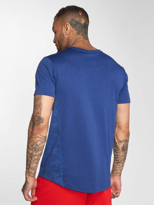 K1X Core T-Shirt Leaf Camo bleu