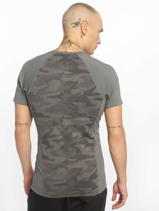 K1X Core T-Shirt Compression gris