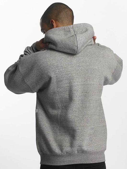 K1X Hoodie Play Hard Basketball grey