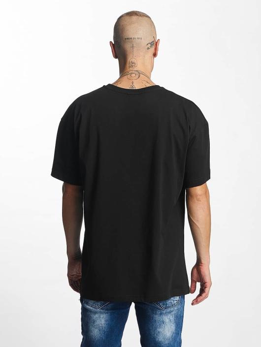 K1X T-paidat Crest musta